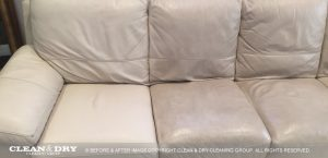 Leather Sofa Cleaning Service